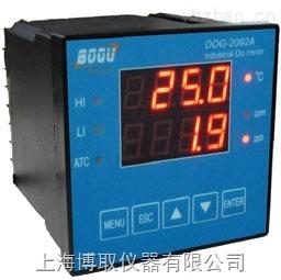 上海博取国产DOG-2092A型工业溶氧仪