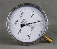 YZ-60不銹鋼真空壓力表