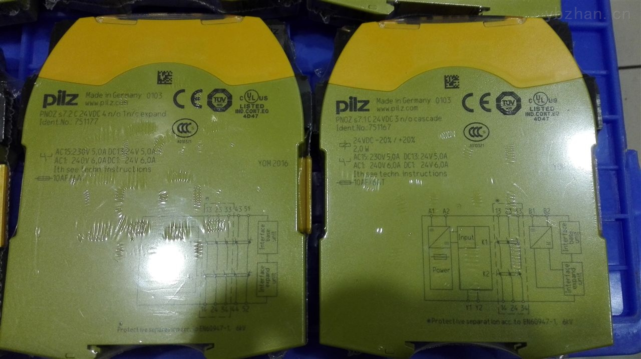 PILZ皮尔兹750105