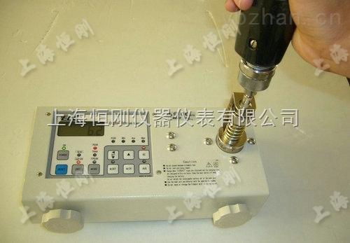 气动螺丝刀测试用的12n.m电批扭矩测试仪