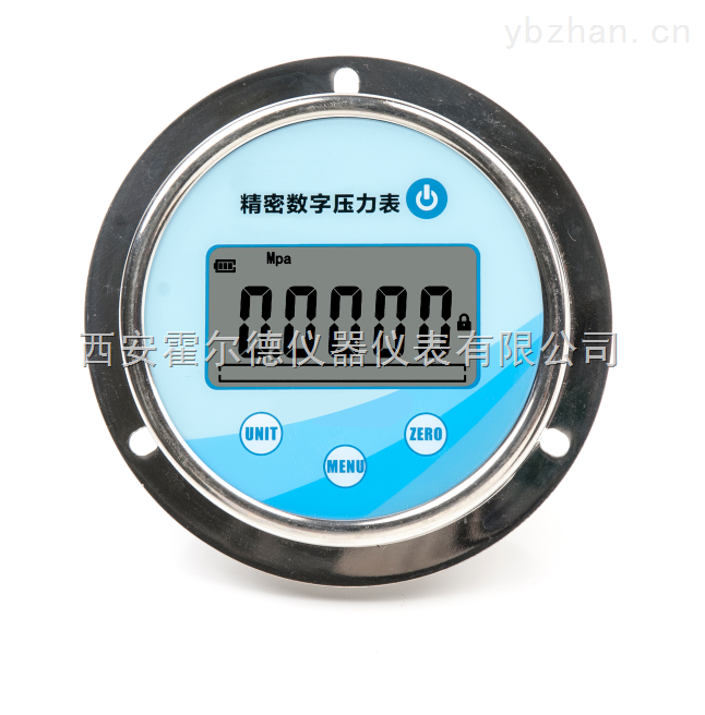 HOLD-100-軸向數字壓力表