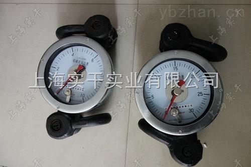 火车牵引力测量专用0-80KN机械拉力表