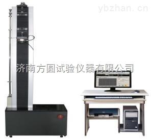 黄铜箔拉力试验机 5kn FPC单毛压延铜箔延伸率检测设备