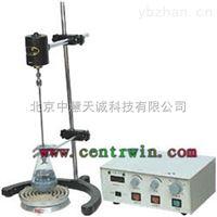 控温电动搅拌器  型号:KDHJJ-3