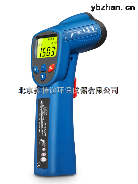 CEM华盛昌DT-8810H激光测温仪厂家