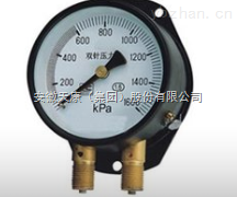 YZS-102-客室双针压力表YZS-102