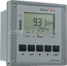 Stratos® Eco 2405 Ox浙江生产猪饲料发酵用的高温发酵溶解氧测定仪