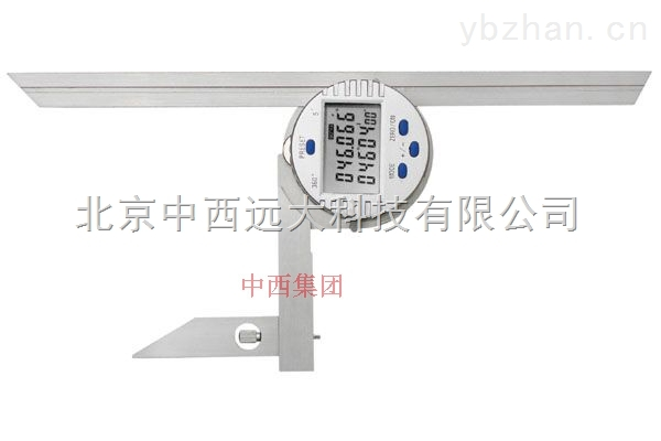 GL23-DP-601-数显 万能角度尺 国产 型号:GL23-DP-601库号:M305305