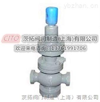 国标铸钢y13h-16c内螺纹蒸汽减压阀图片