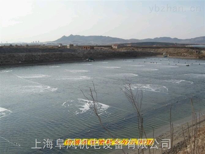 上海鱼塘增氧鼓风机