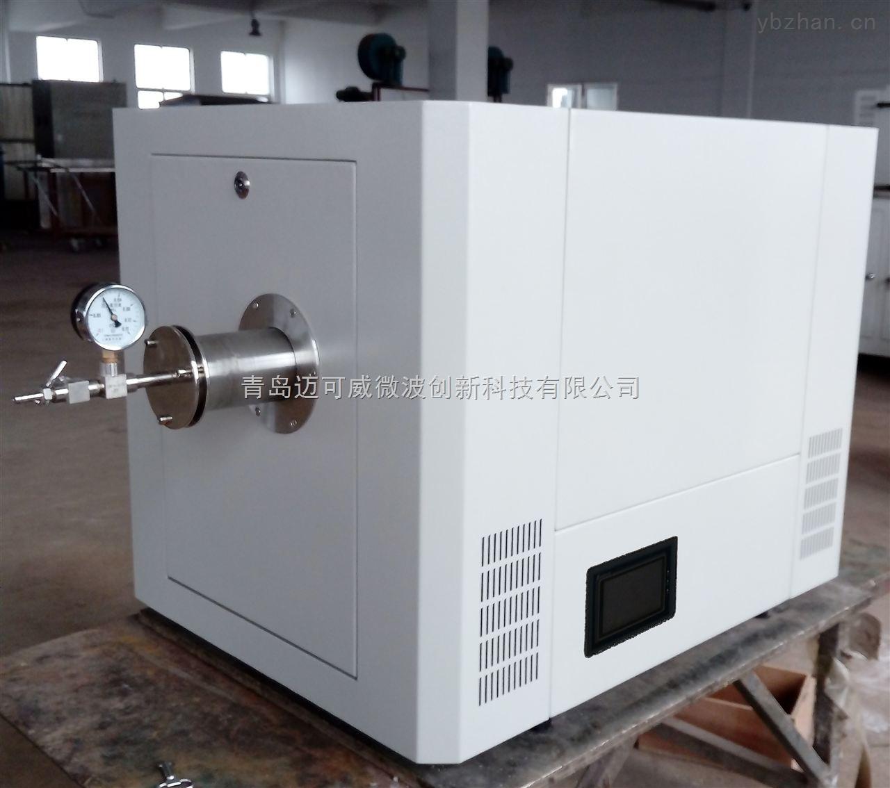 微波管式炉/管式烧结炉 1200°C 专业制造商供应
