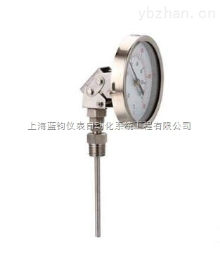 万向型双金属温度计