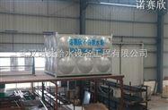 孝感 镀锌钢板组合式水箱/不锈钢水箱订做