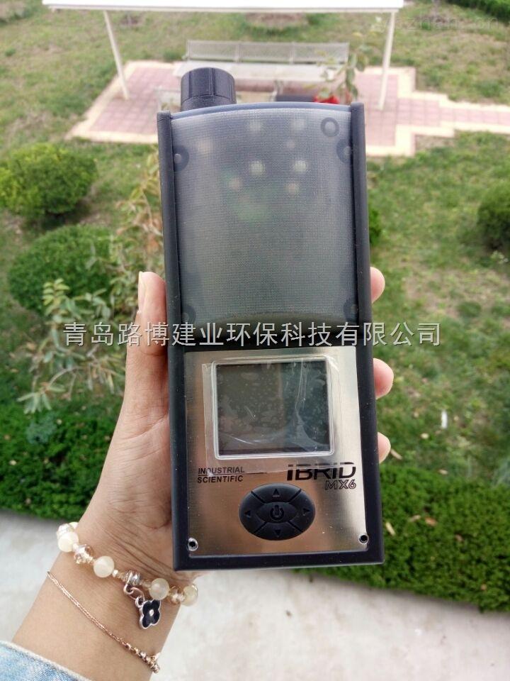 MX6-復合氣體檢測儀MX6英思科美國原裝