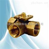 VBI61.15-1.6西门子电动三通阀