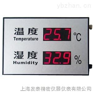 温湿度显示屏(黑色铁外框)