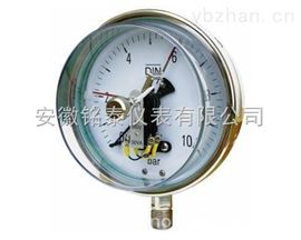 工业部门YXC系列电接点压力表专业制造商