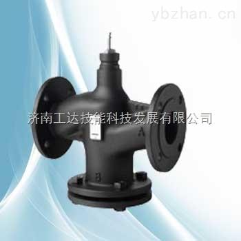 西門子調節閥VVF42.32-16C電動調節溫控閥