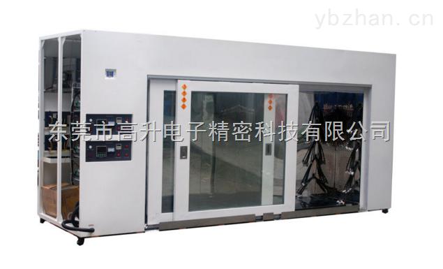 电动客车蓄电池单元热失控试验装置