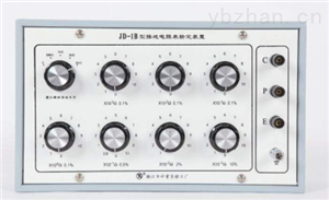 JD-1B型接地电阻仪检定装置正面