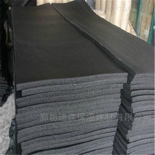 海绵橡塑保温板厂家价格下调