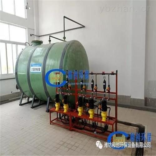 辽宁粉末活性炭投加装置-水厂应急加药装置