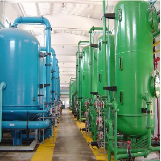 云南中央空调软化水设备、软化水处理设备