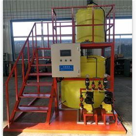 HCJY-1000高锰酸钾投加装置-PLC控制全自动加药装置