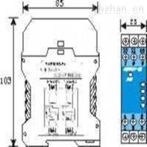 SWP8000-EX系列无源重复式齐纳安全栅