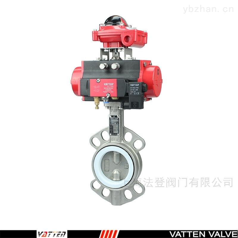 D971-氣動不銹鋼蝶閥