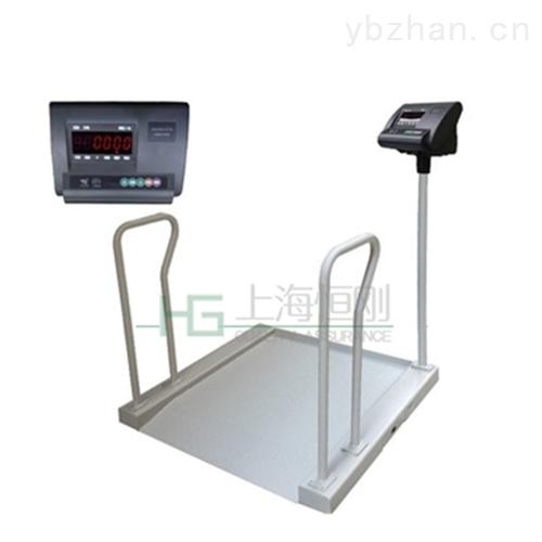 工廠定制防爆輪椅秤,通訊接口輪椅電子秤