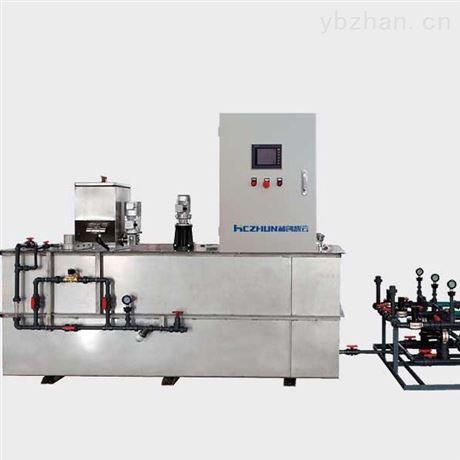 粉末活性炭投加装置-自来水厂项目案例