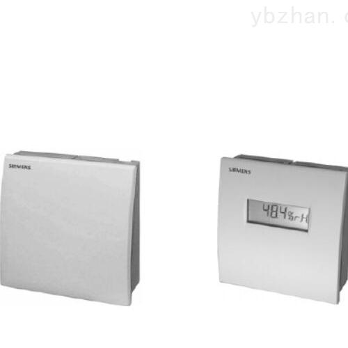 西门子温湿度传感器用于空调净化行业