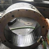力矩电机德国机床SIEMENS扭矩电机漏水维修