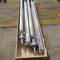 UQC-T42高密封防泄漏磁翻板液位计输出4-20mA