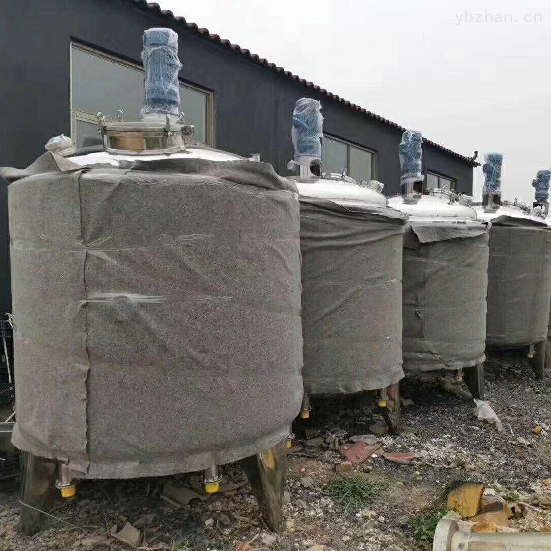 回收二手300升TLJG系列不锈钢固体发酵罐