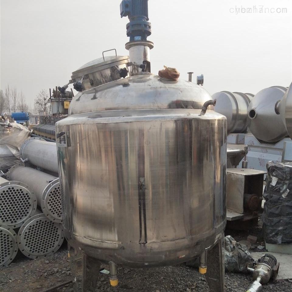 回收10立方机械搅拌式发酵罐