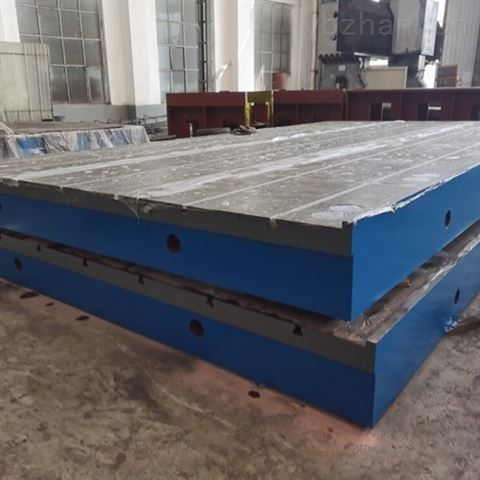 上海机床工作定位铸铁平台