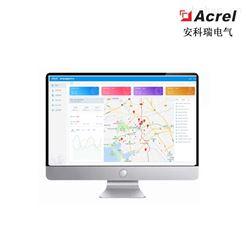 AcrelCloud-3500河南省平顶山市油烟监测平台