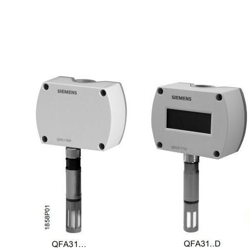 西门子温湿度传感器在医院的应用