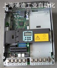 6ra7093代码F60040维修6RA8091-6DV62烧保险无显示维修