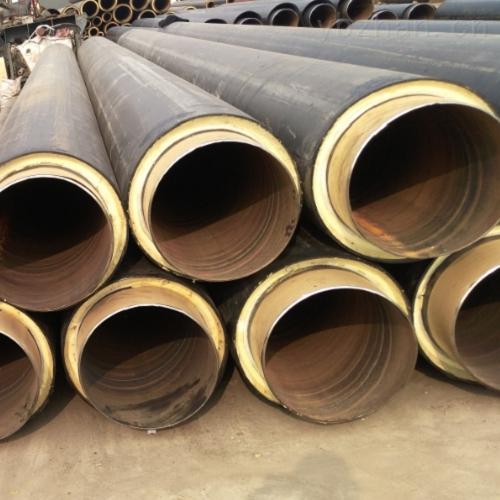 预制直埋保温螺旋钢管厂家价格
