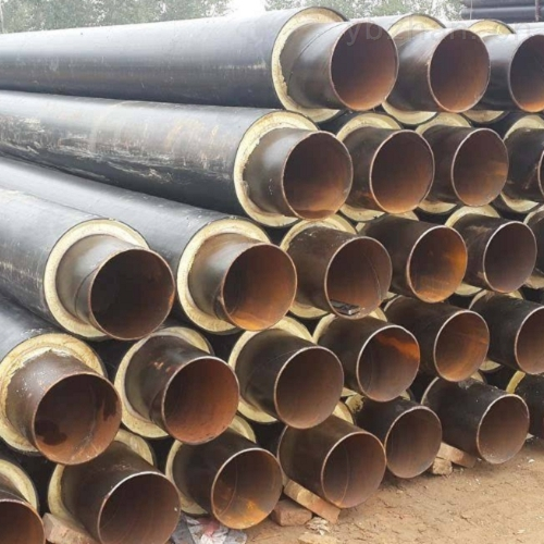 发泡聚氨酯保温钢管施工