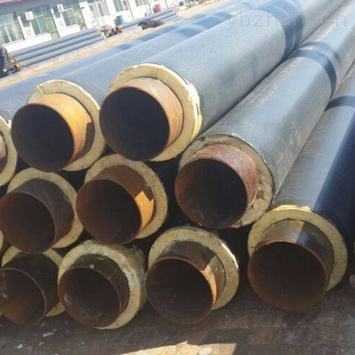 预制螺旋直埋保温钢管厂家价格