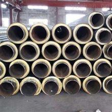 直埋聚氨酯热水保温管蒸汽保温管生产厂家