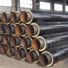 聚氨酯预制直埋保温钢管厂家价格