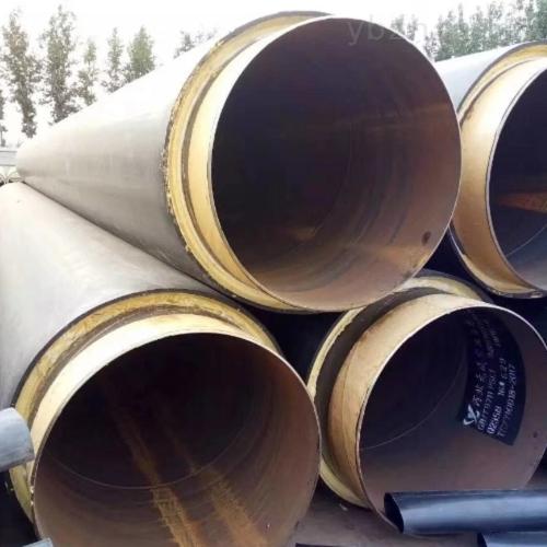 玻璃钢预制保温钢管厂家