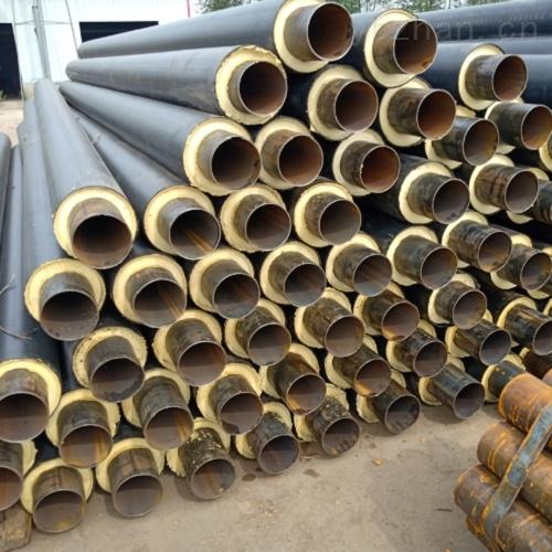 玻璃钢复合保温钢管