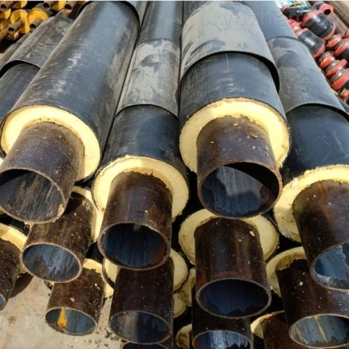 直埋保温钢管厂家价格