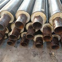 供热用直埋保温钢管施工
